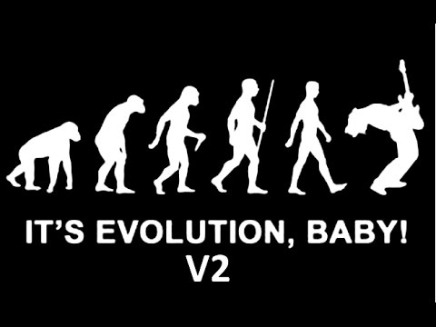 Evolution of Music V2