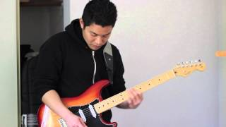 No Diggity (Blackstreet) - Looped Instrumental Guitar Jam - Andrew Chae