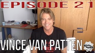 Vince Van Patten - Episode 21 - Huddle Up with Gus