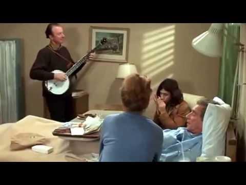 Pete Seeger & Arlo Guthrie in Alice's Restaurant