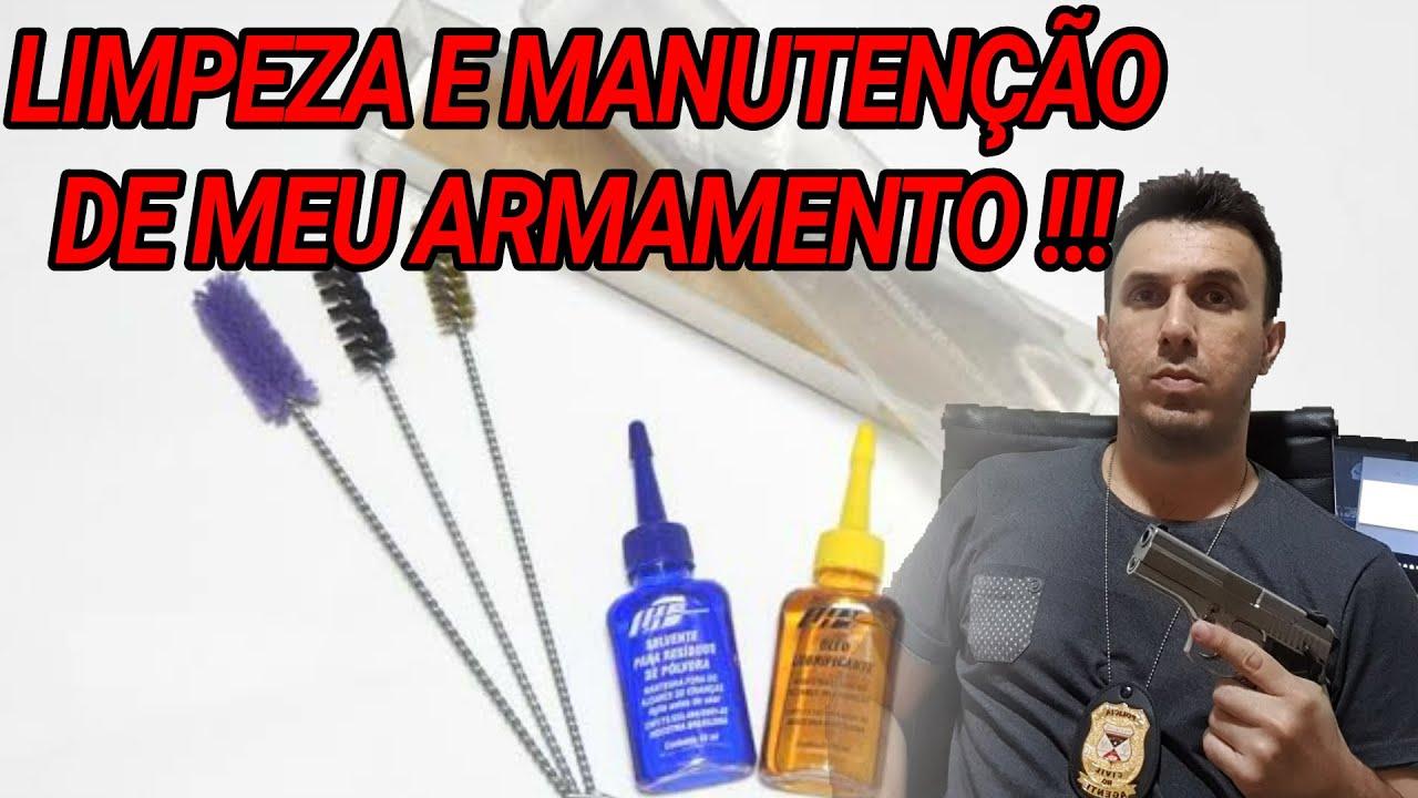 """Download LIMPEZA E MANUTENÇÃO DE MEU ARMAMENTO - PISTOLA """"PT-940"""" !!!"""
