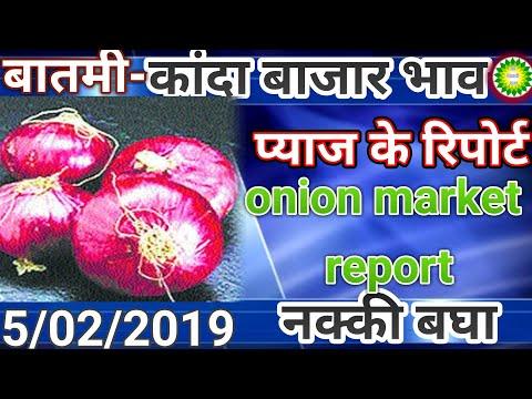आजचे कांदा बाजार भाव,प्याज के दाम, onion market report