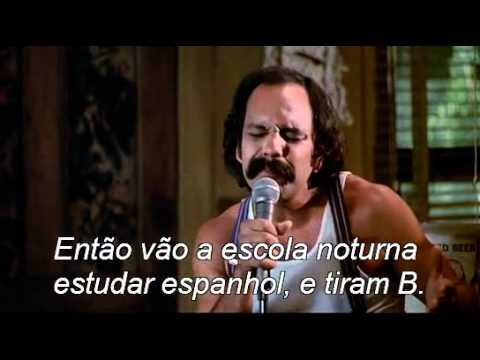 Cheech and Chong - Mexican americans - Beaners - legendado