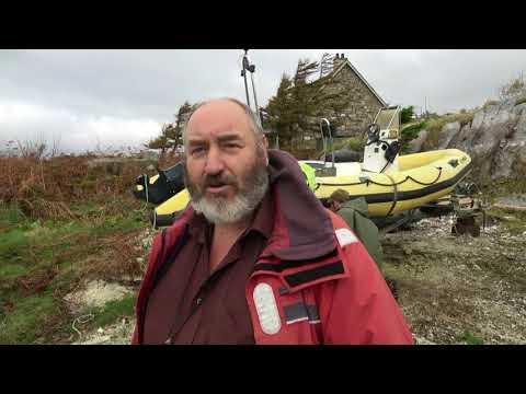 Footprintless Episode 2 - Bad weather trecking in Scottland