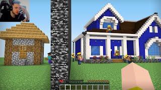 😱Я позвал строителей чтобы они ПОМОГЛИ мне ПОБЕДИТЬ на СОРЕВНОВАНИИ в Майнкрафт!