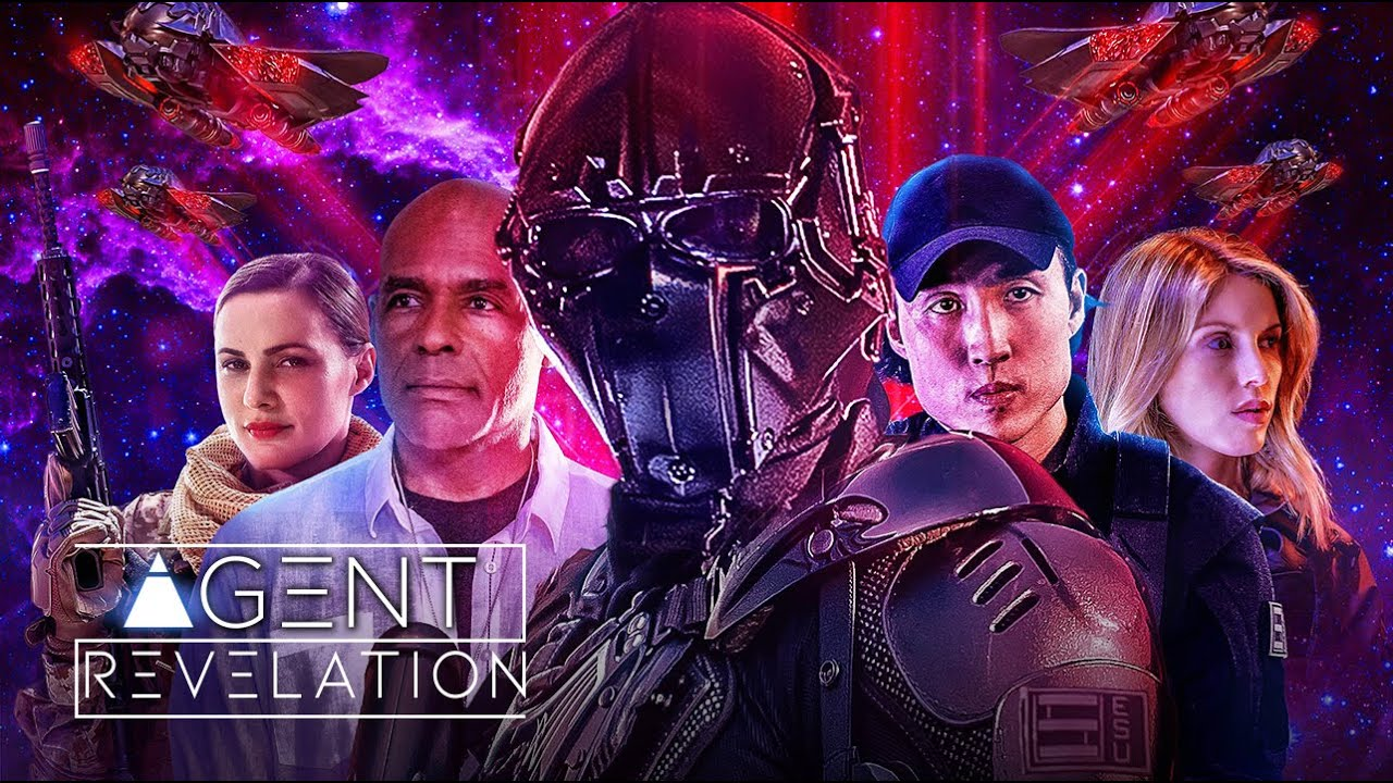 SCI FI MOVIES 2021|Agent Revelation Trailer|Michael Dorn (Star Trek WORF) - Derek Ting