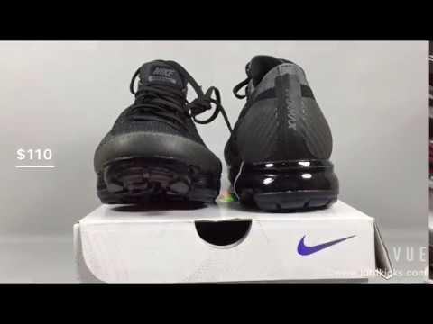 62cd650e218 Review   On-Feet  Nike Air Vapormax Flyknit