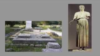 Professor Reinhard Senff, 'Ancient horse races and the hippodrome at Olympia'