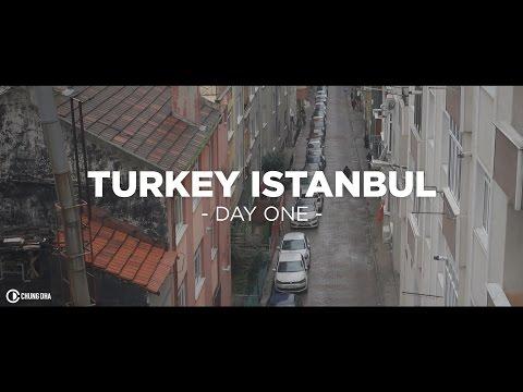 V.18 Turkey Istanbul Day One by Chung Dha
