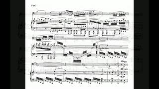 Beethoven Sonata for cello and piano No 4 Op 102 No 1 in C (1/2)