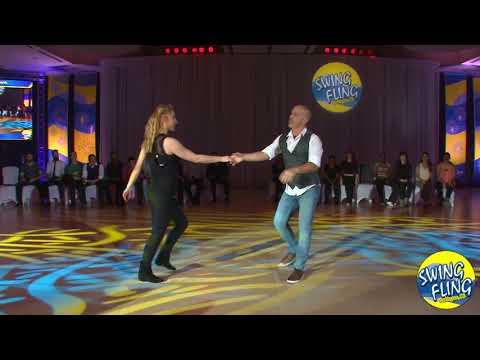 Swing Fling 2017 Champions Jack & Jill Robert Royston & Victoria Henk