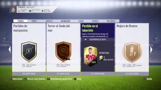 FIFA 18 ESPERANDO LOS NUEVOS SBC DE HALLOWEEN Y SUBIENDO A ORO 2