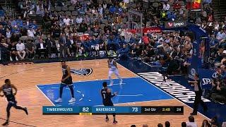3rd Quarter, One Box Video: Dallas Mavericks vs. Minnesota Timberwolves