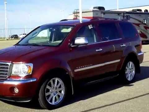 2007 Chrysler Aspen Limited Youtube