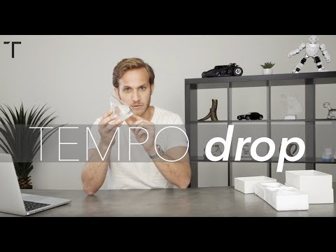 Tempo Drop Unboxing | Storm Glass Weather Forecaster