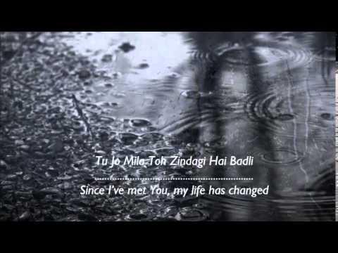 Baarish Hind song with English Translation