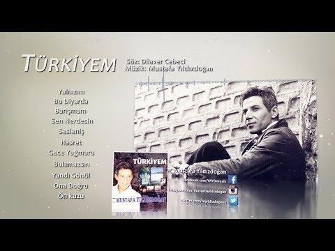 Mustafa Yıldızdoğan - Türkiyem ( Tüm Albüm Dinle )  1993 [ Resmi Video ]