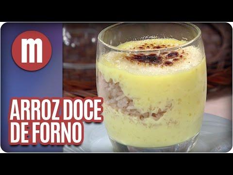 Mulheres - Arroz Doce De Forno (06/04/16)