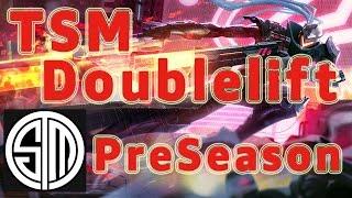 TSM Doublelift Lucian ADC vs Draven Patch 6.23