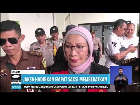 Sidang Ratna Sarumpaet, Jaksa Hadirkan Empat Saksi Memberatkan
