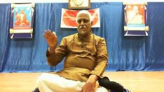 Day 19 - Kathopanishad Discourse by Shri Bannanje Govindacharya- at SKV Temple, San Jose