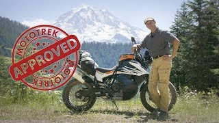 KTM 790 Adventure S - The Perfect Adventure Motorcycle?
