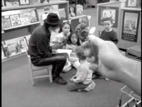 Humorous Boston Public Library commercial with Peter Wolf