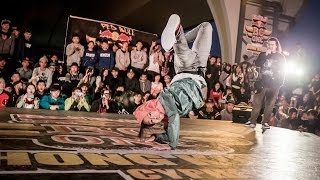 Only B-Girl to Compete in Red Bull BC One  Hong Kong Cypher 2014