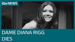 Dame Diana Rigg, star of The Avengers and Bond movies, dies aged 82 | ITV News