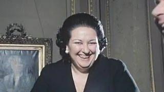Montserrat Caballe Au Grand Théâtre De Bordeaux Ce Soir