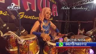 Download Lagu FULL NGENDANG - MUTIK NIDA RATU KENDANG LAGU TERAKHIR BIKIN GOYANG LIVE EL MAULA mp3