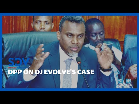 DPP Noordin Haji speaks on DJ Evolve's case