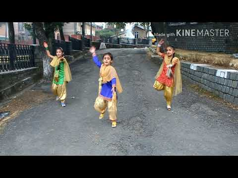 Let's Naach  Dance  academy  dance  cover  by patake  song