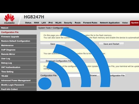 Replacing the modem provider with a faster router - ONT