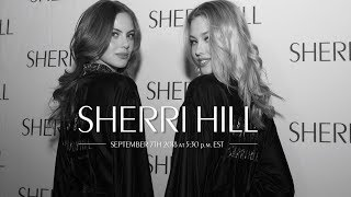Sherri Hill September 2018 Runway Show - Live