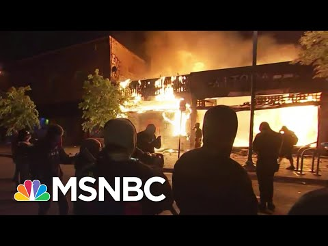 Maya Wiley: Minnesota Protests Are About Anger And Pain | The 11th Hour | MSNBC