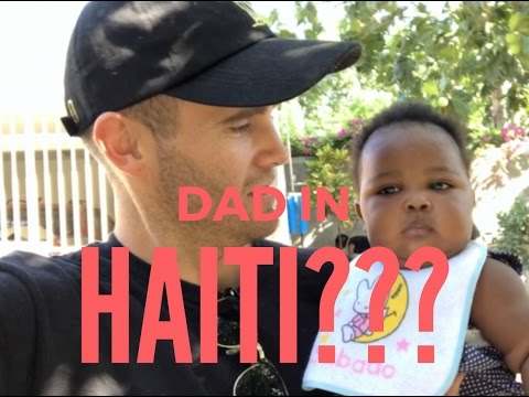 Raising a legend - Being a father in Haiti