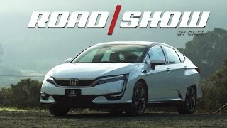 Can Honda's hydrogen-powered Clarity Fuel Cell go mainstream?
