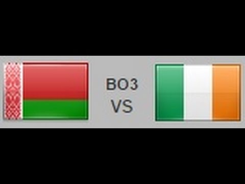 Belarus vs Ireland (Dust2) World Championships 2015