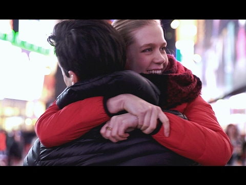 Weaver, Poje in love... with New York City | CBC Sports