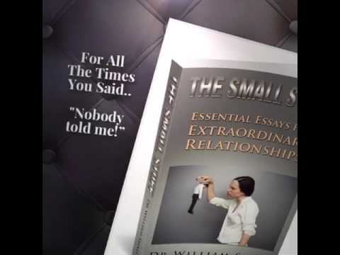 Dr William Small - Author and Relationship Expert