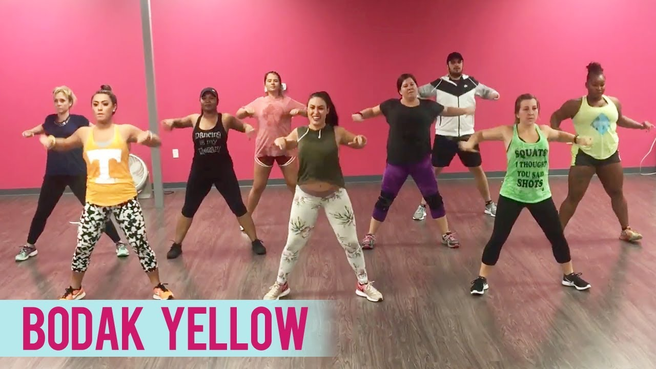 Cardi B - Bodak Yellow (Dance Fitness with Jessica) #1