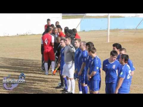 Bermuda Football U20 vs Long Island Rough Riders Dec 27 10