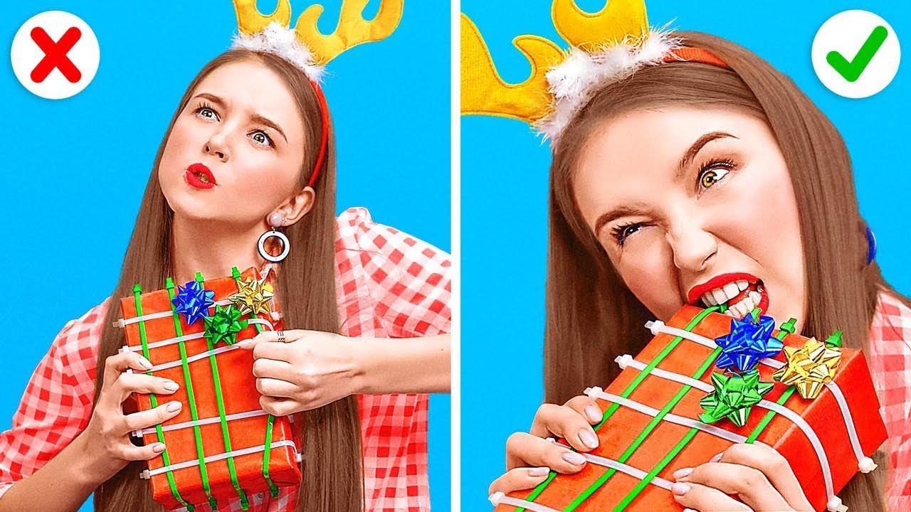 ได้เวลาคริสต์มาสแล้ว! || การแกล้งและทริคสุดฮาในปาร์ตี้คริสต์มาส
