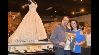 James Irvine Wedding exhibit featured at the Orange County Fair 2018