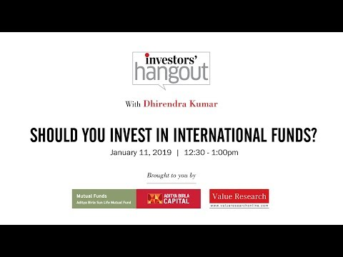 Episode 83: Should you invest in international funds?