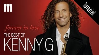 [Piano Tutorial] Kenny G Forever In Love Tutorial