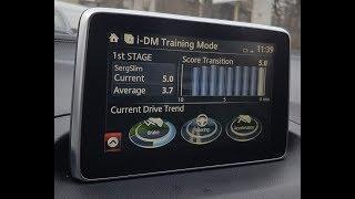 Інструкція по активації функції i-DM в автомобілі Mazda 3 BM (SkyActiv 2015)