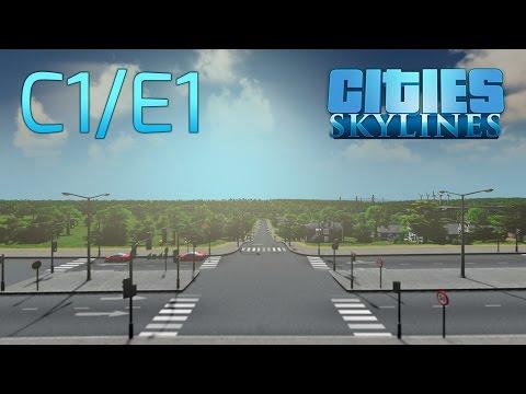 Cities: Skylines - City 1/Episode 1 - Boulder Rapids v2 Custom Map Playthrough