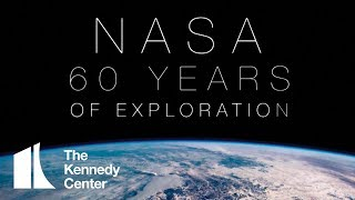 "NASA 60th Anniversary Film - Saint-Saëns ""Organ Symphony""  